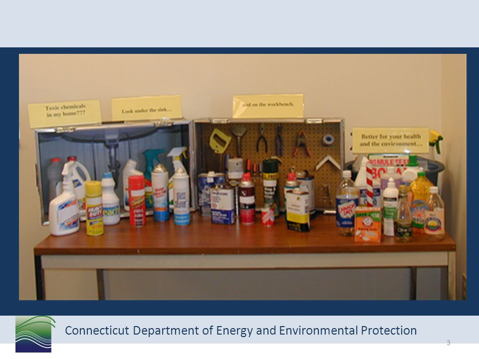 Connecticut Department of Energy and Environmental Protection 3