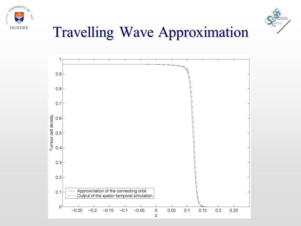 Travelling Wave Approximation
