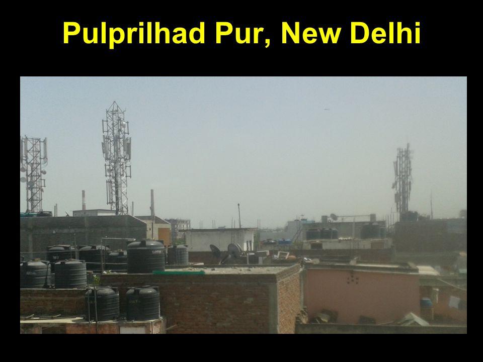 Pulprilhad Pur, New Delhi