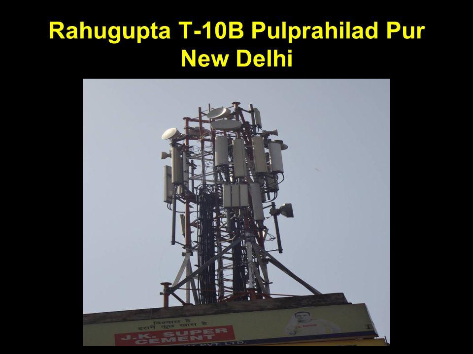 Rahugupta T-10B Pulprahilad Pur New Delhi