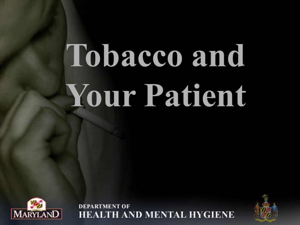 Brief Intervention and the 5 A's: Helping Patients Quit Tobacco Dr.