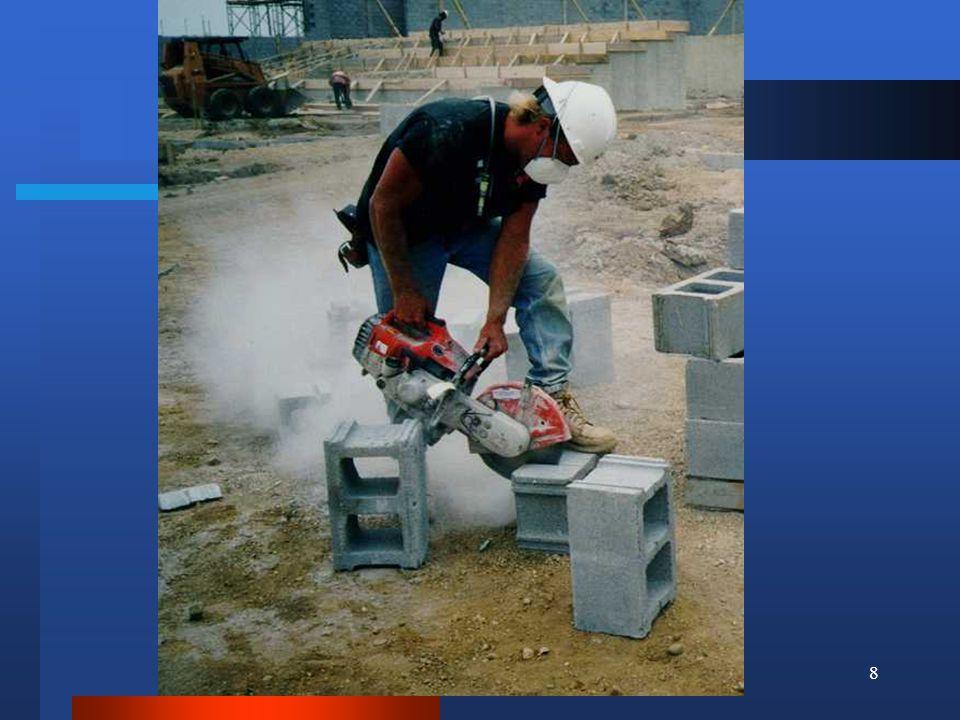 Georgia Tech Safety and Health Consultation Program29 Wet Methods: Jack hammer, chipping hammer, etc.