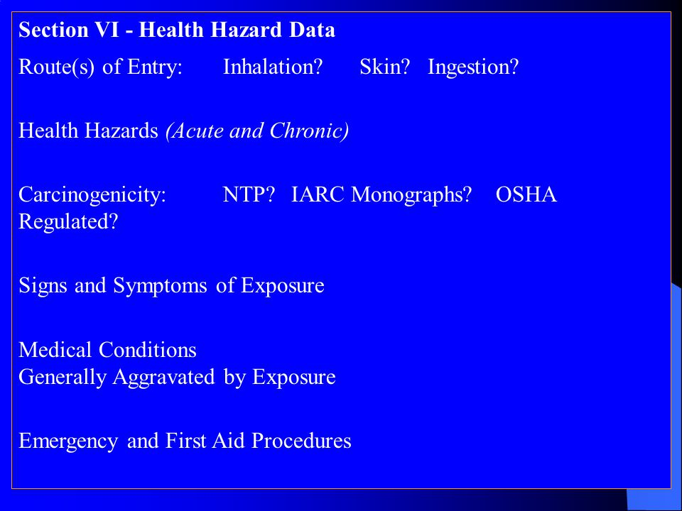 Section V - Reactivity Data StabilityUnstableConditions to Avoid Stable Incompatibility (Materials to Avoid) Hazardous Decomposition or Byproducts Haz