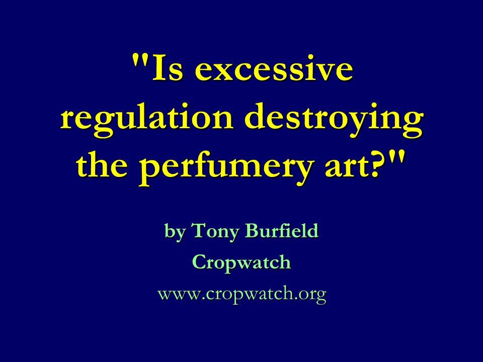 Legislation-Compliant Ingredients.