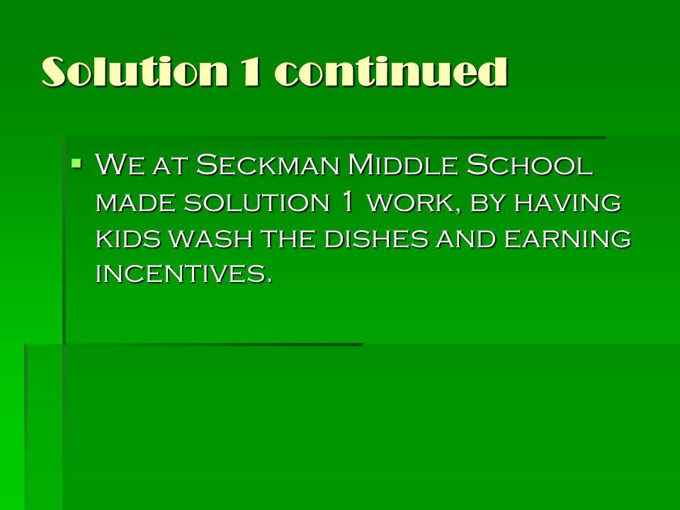 Seckman Middle School 2840 Seckman Road Imperial, MO 63052 Fox C-6 School District