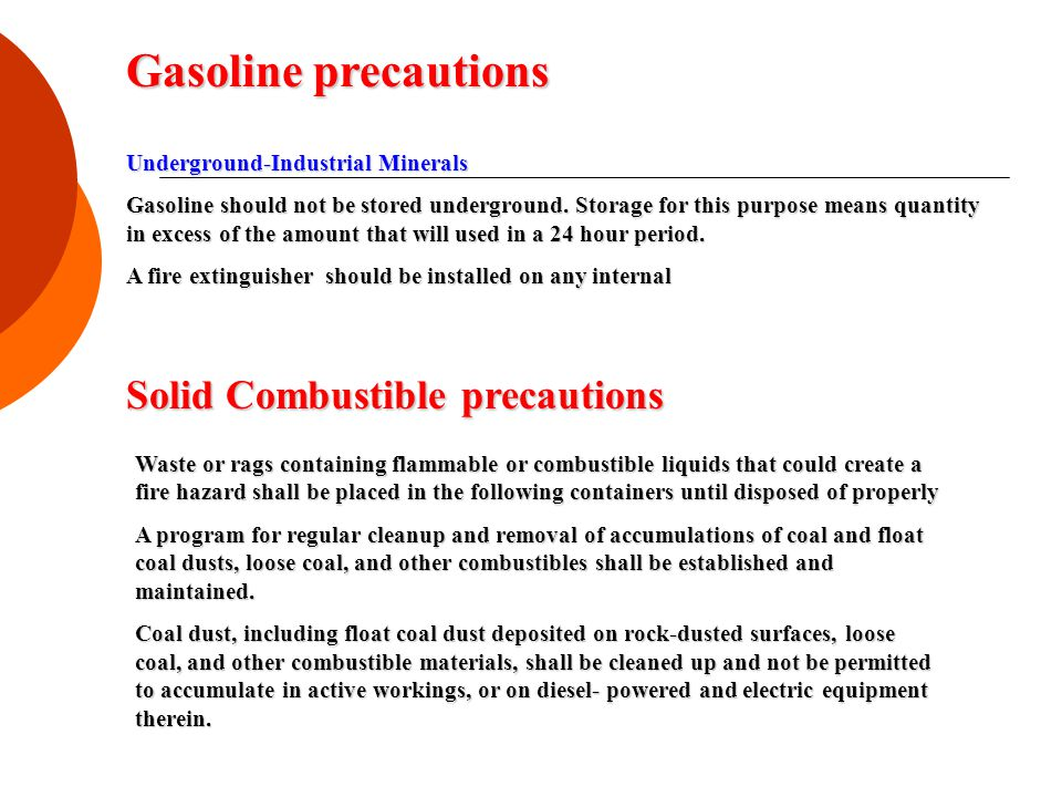 Class K This covers the new synthetic oils & greases that are the market & the new ones being developed New synthetic oils & greases for industry Problem… ABC type fire extinguishers may not work on these fires, a special Class K extinguisher may be needed.