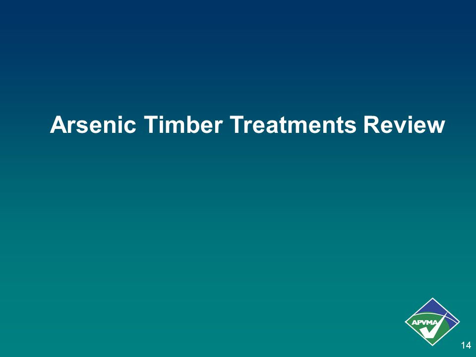 14 Arsenic Timber Treatments Review