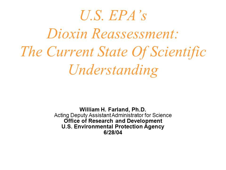 William H. Farland, Ph.D.