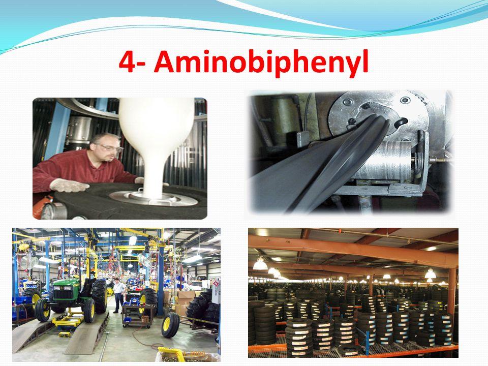 4- Aminobiphenyl