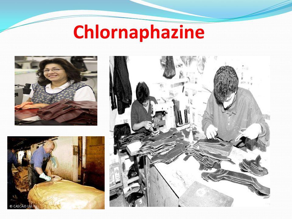 Chlornaphazine