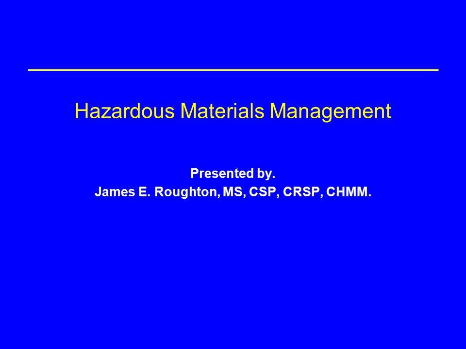 Hazardous Waste Operations And Emergency Response (HAZWOPER) 29 CFR 1910.120