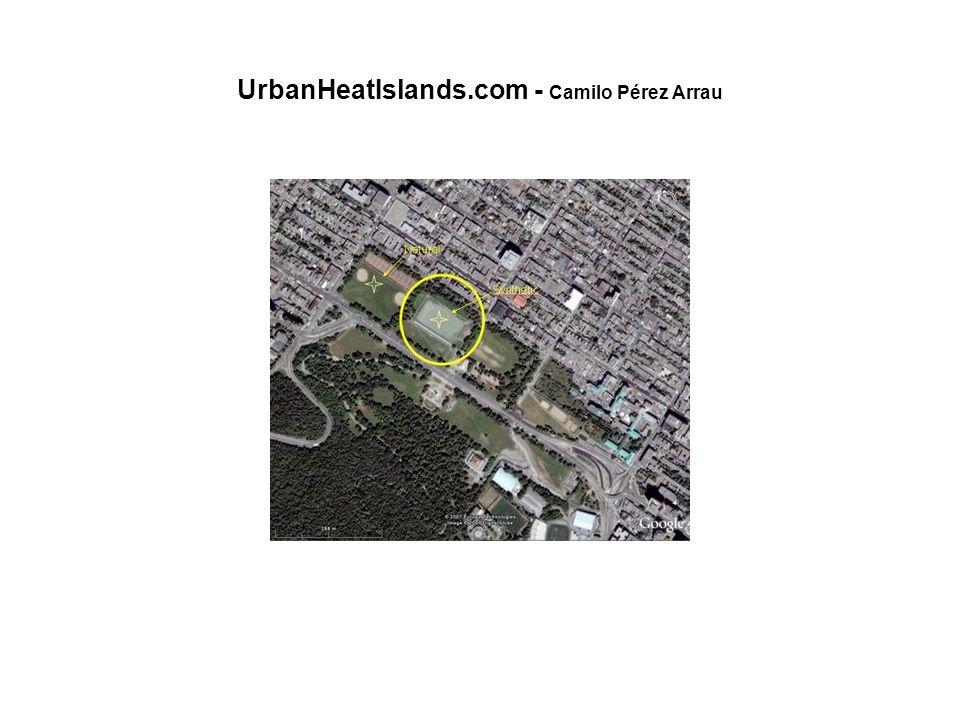 UrbanHeatIslands.com - Camilo Pérez Arrau