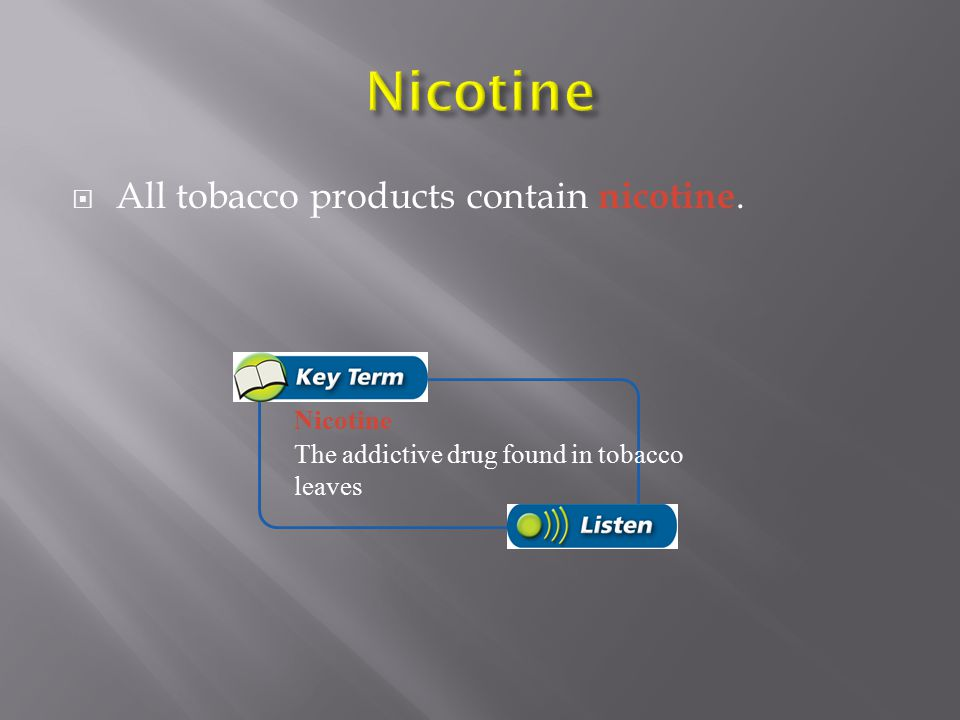  Environmental tobacco smoke is composed of  mainstream smoke and  sidestream smoke.