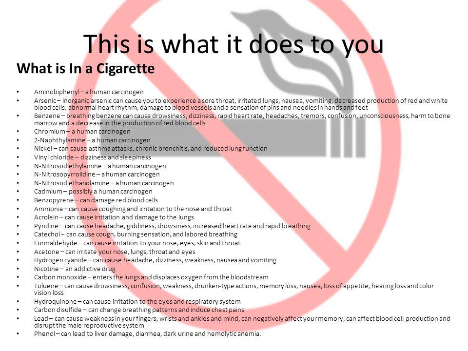 Non smoker lung Smoker lung