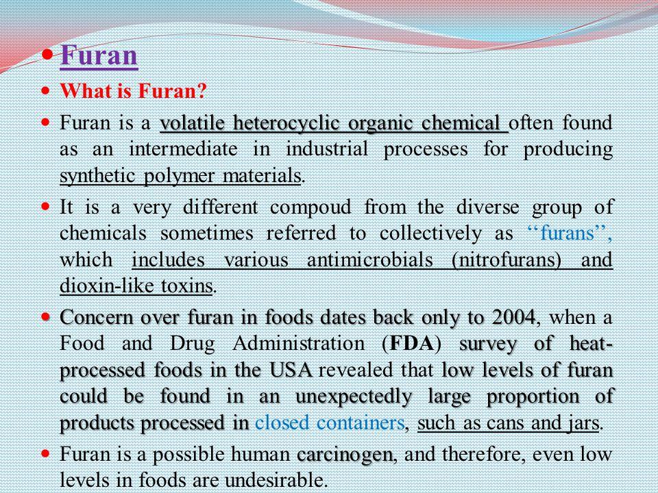 Furan What is Furan.