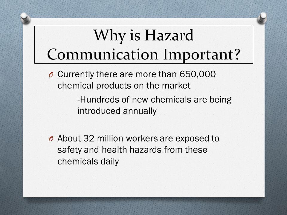 Why did OSHA revise the Hazard Communication Standard.
