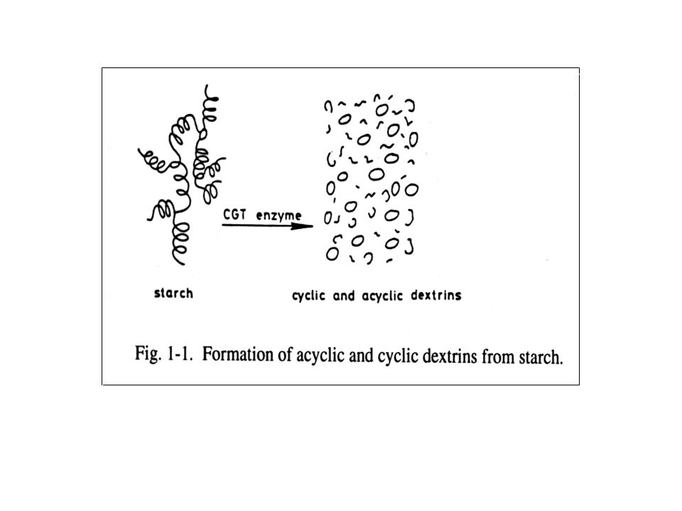 From Frömming and Szejtli: Cyclodextrins in Pharmacy, Kluwer, Acad. Press, Dordrecht, 1994.