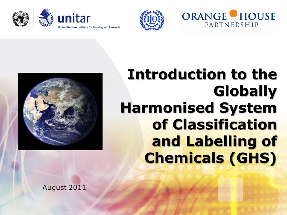 Availability of chemical information Many countries have tried to address protection from chemicals through laws that require dissemination of information about their hazards: These laws are similar, but vary in definitions of hazards covered, information required on labels, and provisions for safety data sheets The result is a disparity in the extent of information provided, the form it is provided in, and the coverage of chemicals and people Other countries have no coverage 12