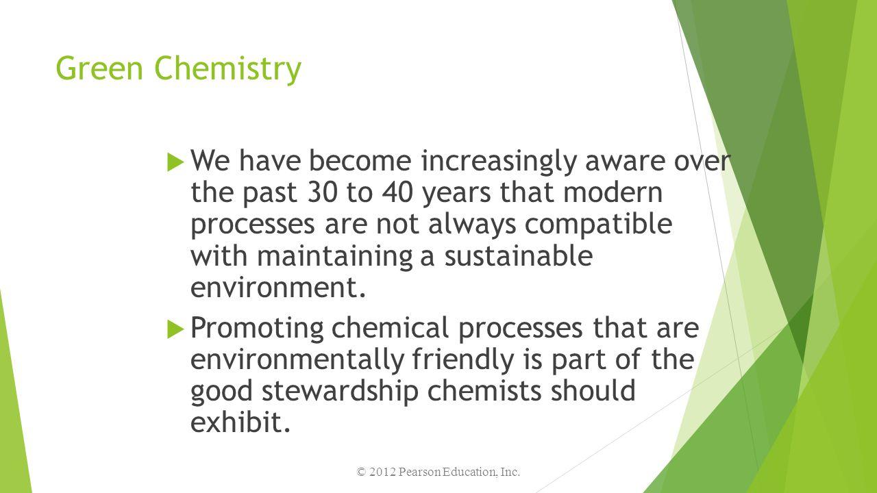 Green Chemistry Principles 1.
