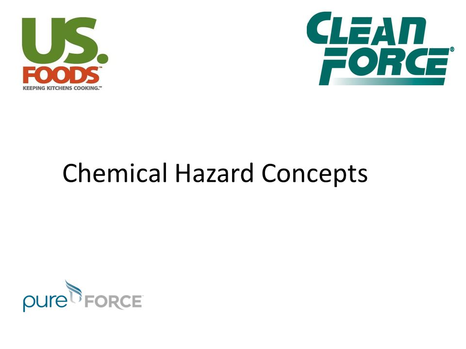 Chemical Hazard Concepts