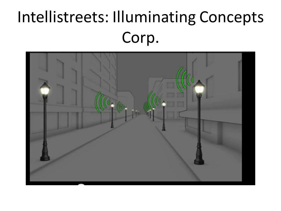 Intellistreets: Illuminating Concepts Corp.