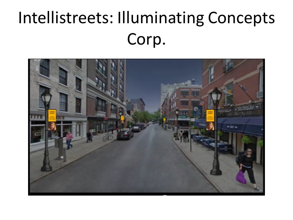 Intellistreets: Illuminating Concepts Corp.: We Can Build Your Network without Digging for Costly Wires