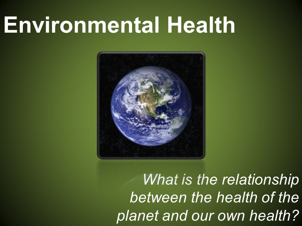 Types of Environmental Health Hazards Environmental health hazards can be biological, social, chemical, physical.