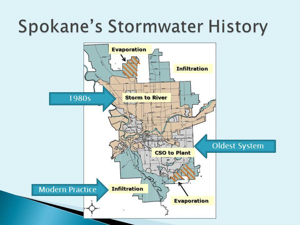 Union Stormwater Basin CSO 34 Drywells
