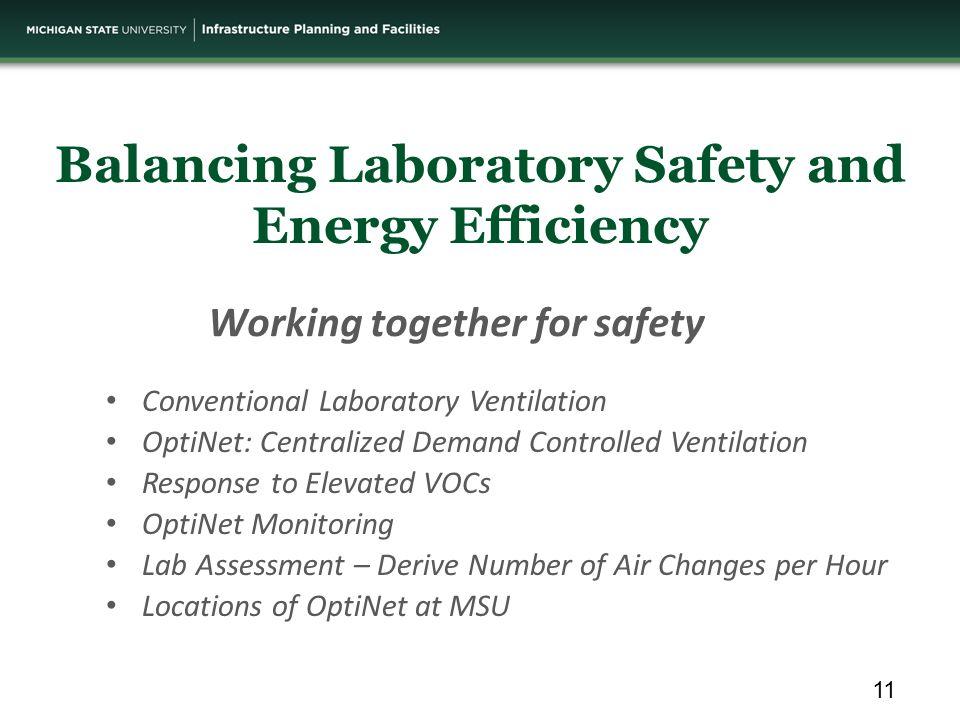 How Lab HVAC Works: Variable Air Volume System A Air Volume L Lab LlAB Lb 12