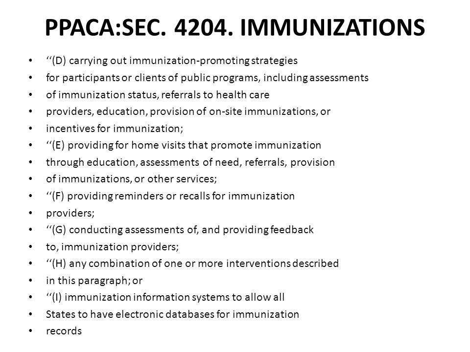 PPACA:SEC. 4204.