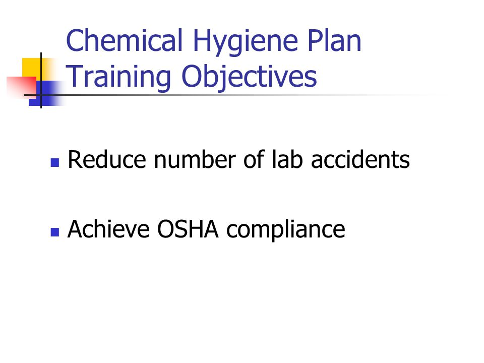 Labels - Basics Identity of the hazardous chemical(s) Appropriate hazard warnings Name, address, and emergency telephone number of the chemical manufacturer or other responsible party