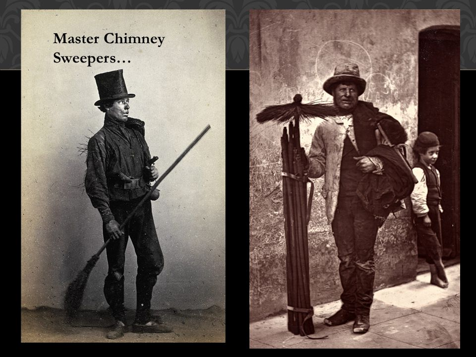 Master Chimney Sweepers…