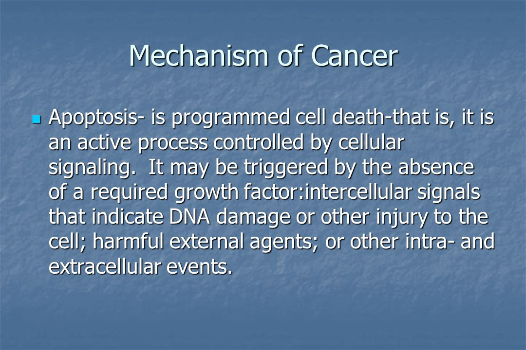 Essential Aberrations of Malignancy Proliferation Proliferation Evading Apoptosis-avoiding programmed cell death Evading Apoptosis-avoiding programmed cell death Cellular Differentiation Cellular Differentiation Motility and Invasion Motility and Invasion Recruitment of Blood Vessels and Angiogenesis Recruitment of Blood Vessels and Angiogenesis Metastatic Spread Metastatic Spread Cancer cells must compete successfully at each event to go forward.