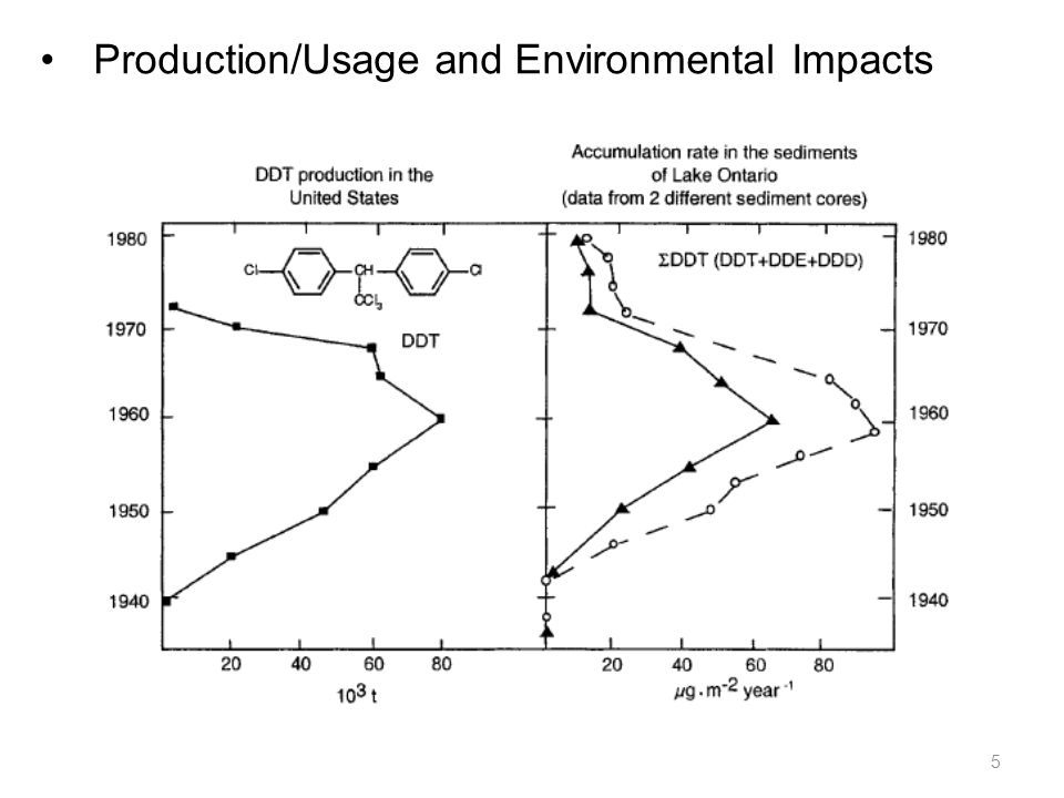 Production/Usage and Environmental Impacts 5