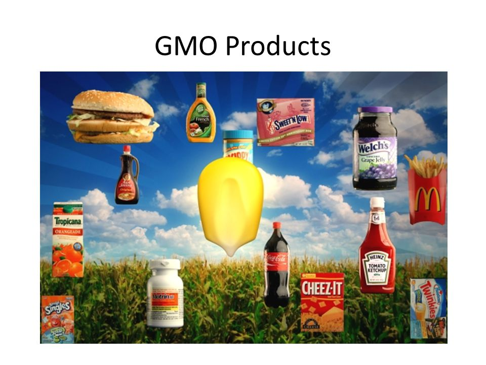 GMO Products