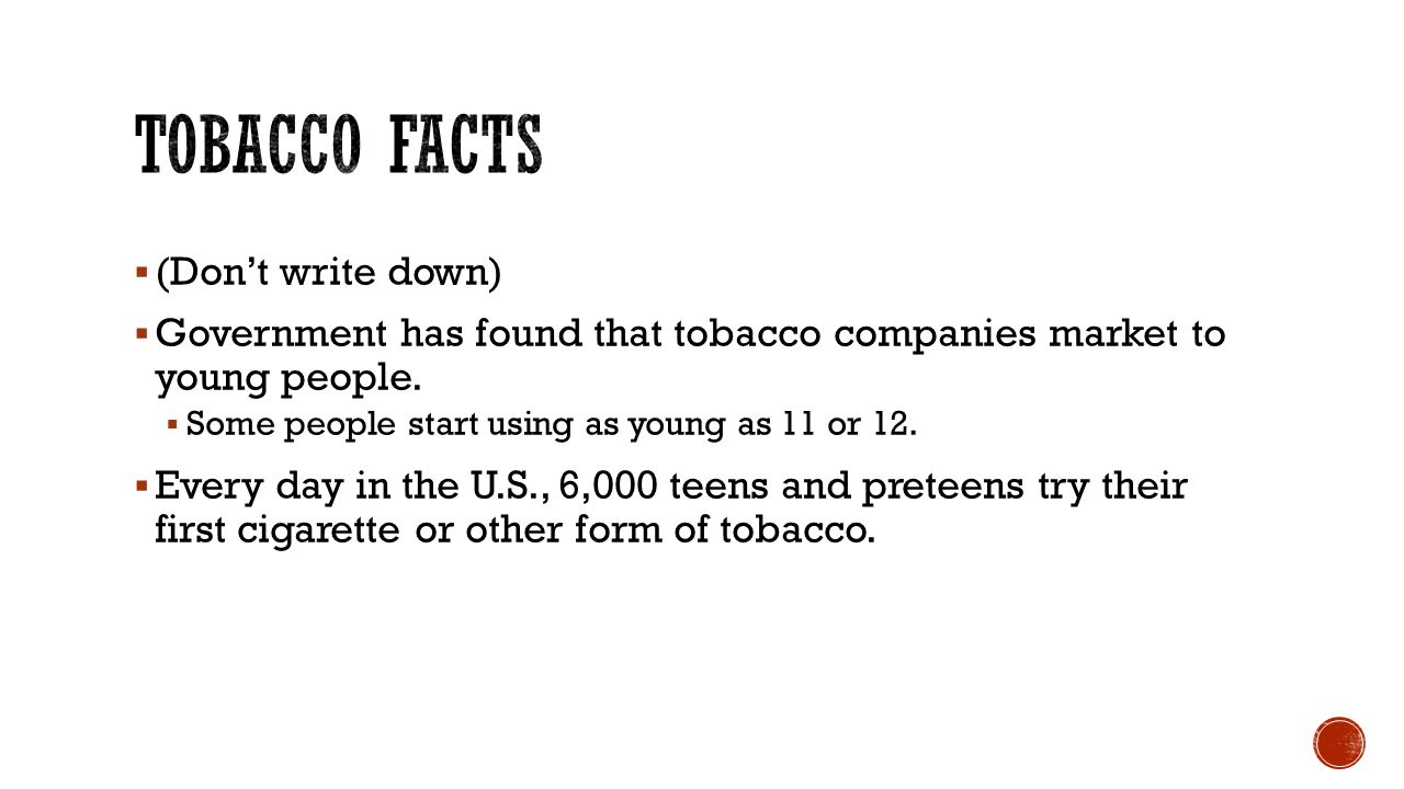  Tobacco: a woody shrub-like plant with large leaves.