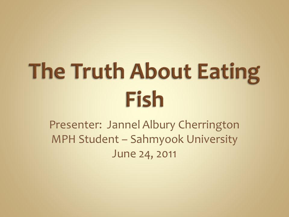 Presenter: Jannel Albury Cherrington MPH Student – Sahmyook University June 24, 2011