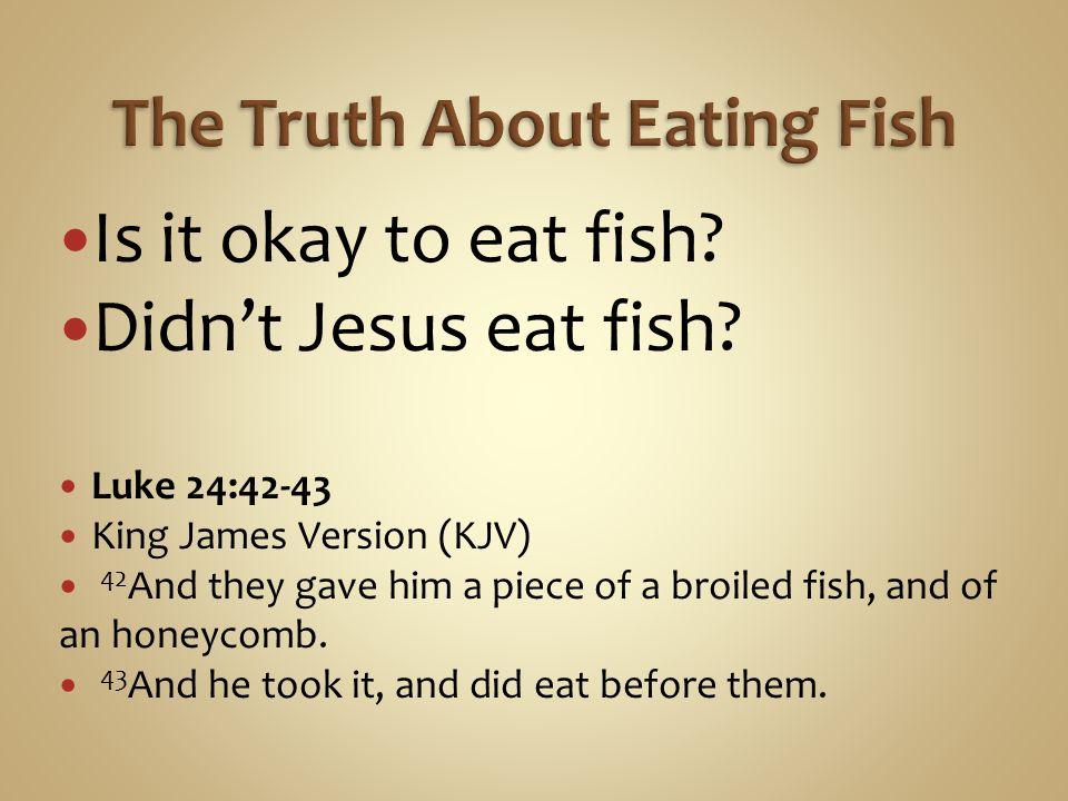 Mercury Fish contamination is global.