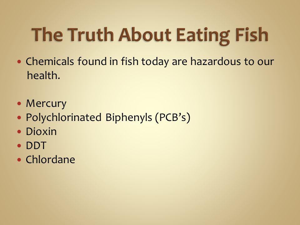 Mercury FDA (Food and Drug Administration) of the U.S.