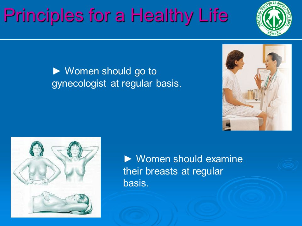 Principles for a Healthy Life ► Think Positive, Feel Positive, Live Positive.