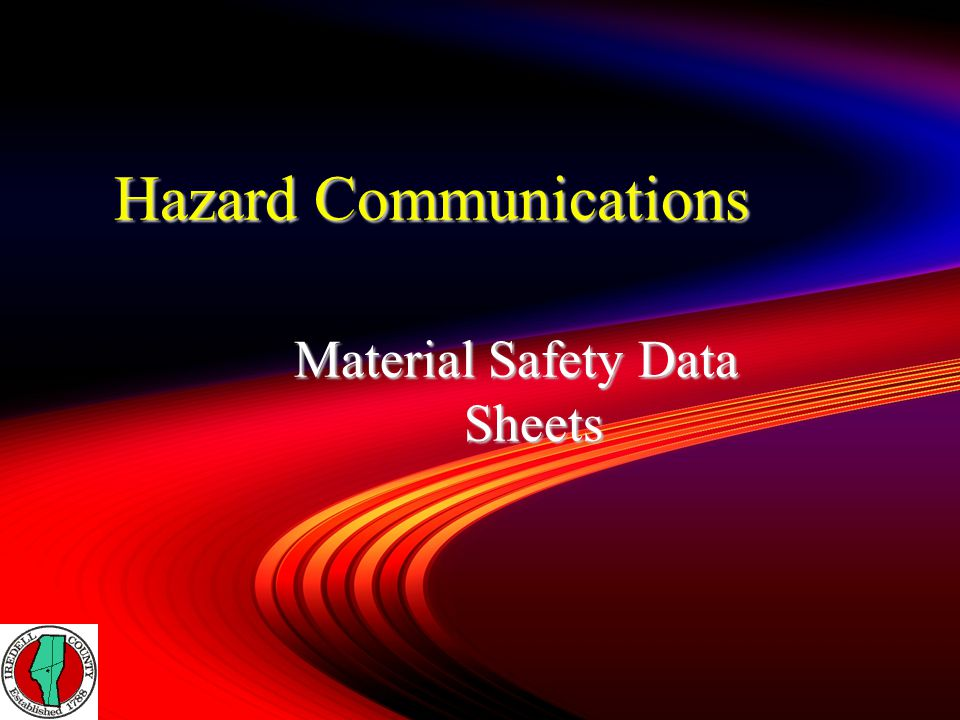 Labeling and Marking Systems HMIS Labels  Same color code/numerical rating system as the NFPA diamonds 15