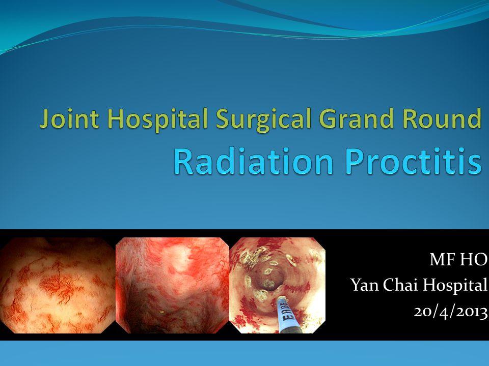MF HO Yan Chai Hospital 20/4/2013