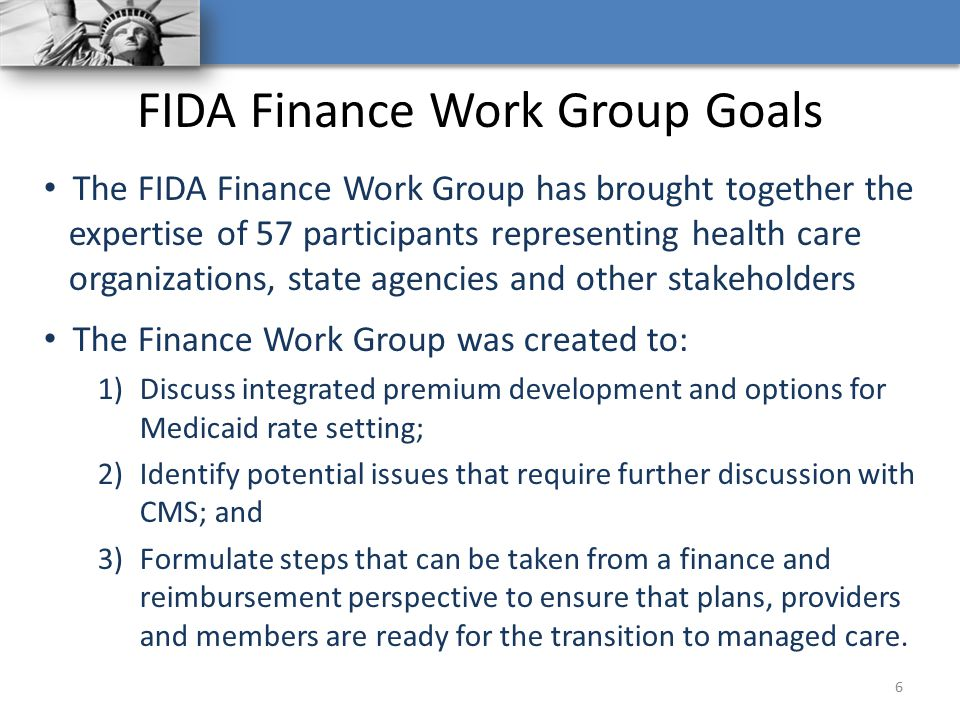 The aim of the second work group meeting was to have a more detailed discussion of the methodology that will be used to calculate integrated premiums.