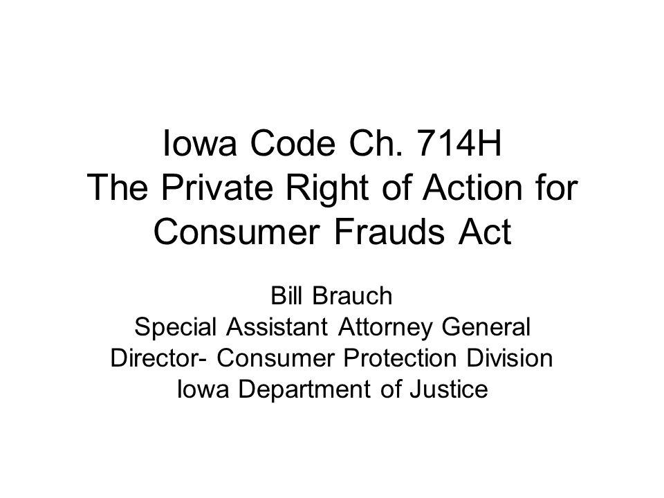 Iowa Code Ch.