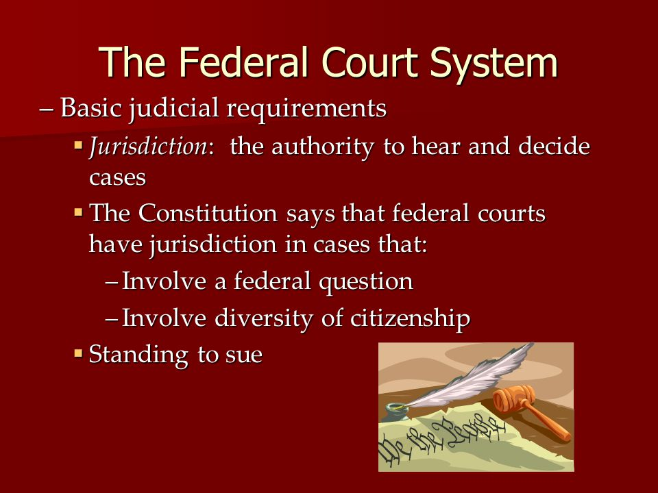 What Checks Our Courts.