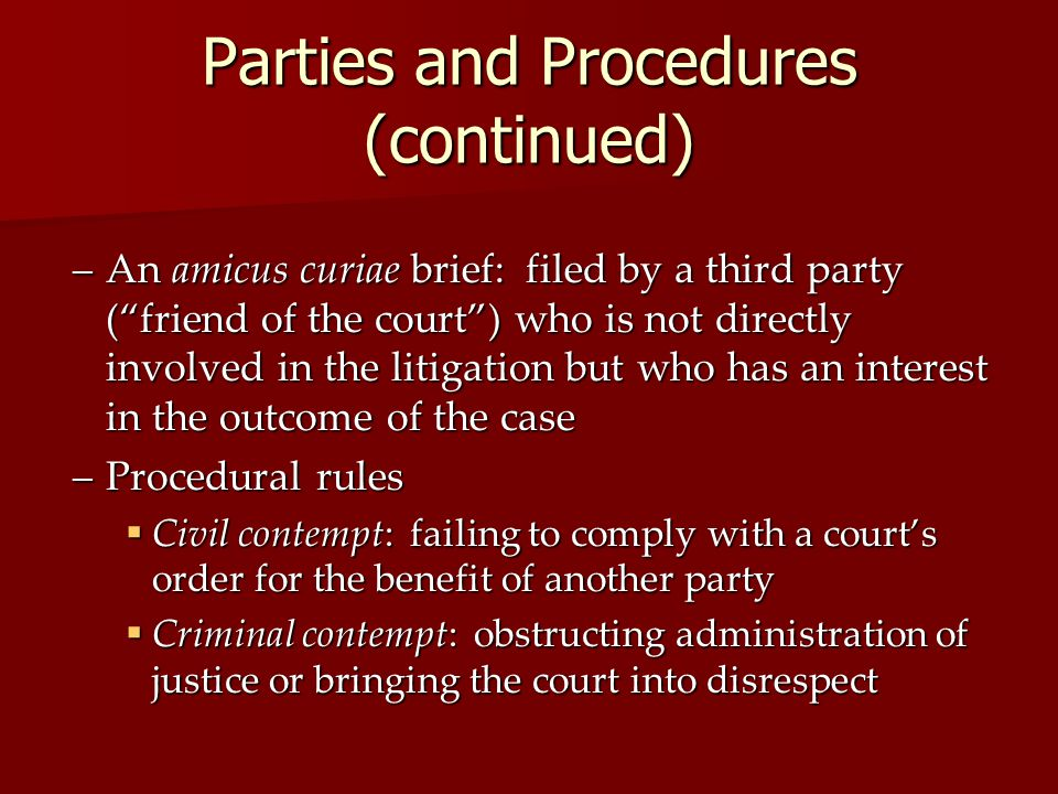 Which Cases Reach the Supreme Court.