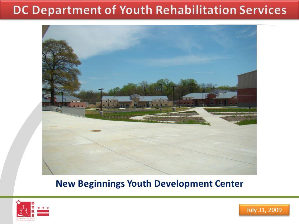 New Beginnings Youth Development Center