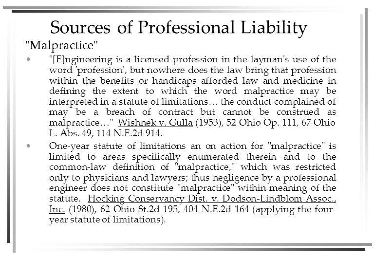 Misrepresentation/Liability Case Examples Todd County v.