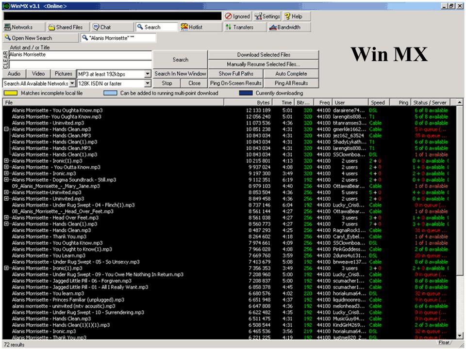Win MX