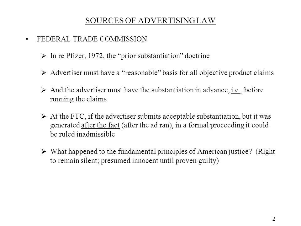 13 RECENT ILLUSTRATIVE EXAMPLE  Fraker v.KFC Corp.